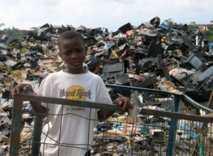 Why recycle e-waste (Health and Jobs)
