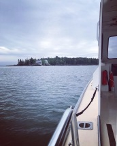 View from Captain Bill's boat