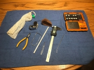 Sandy's tools