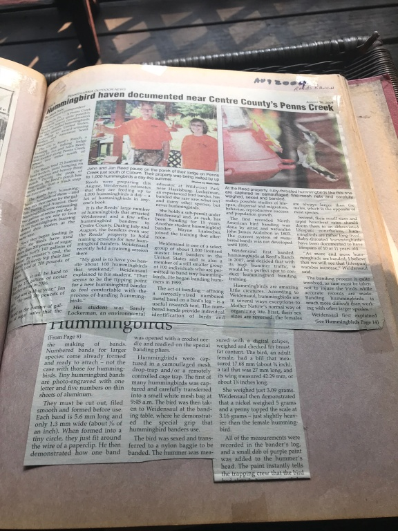 News coverage of John and Jan's Home